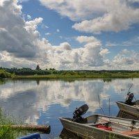На берегах Онеги :: Galina
