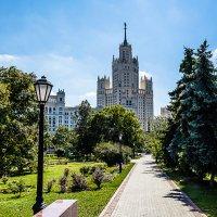 Московская высотка :: Александр Знаменский
