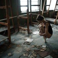 Заброшенный архив :: Андрей Вепрынцев