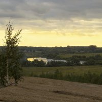 Перед закатом. :: Инна Щелокова