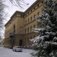 Дом Лифляндского рыцарства...ныне латвийский Сейм... :: Наталия Павлова