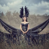 The dark Queen :: Olga Burmistrova