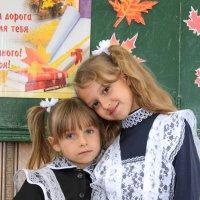 Сестрёнки. :: Andrey65