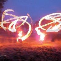 Огненные знаки :: Дмитрий Ерохин