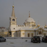 Зимний НСКа :: ДенKZ341 ***