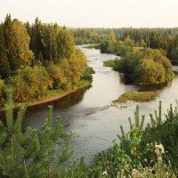 Река Сосьва. :: Ольга Анянова