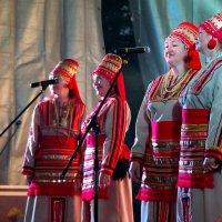 Народный фольклор - на концерте ко Дню города :: Андрей Заломленков