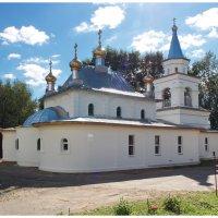 Храм во имя святых апостолов Петра и Павла в Костроме. :: Олег