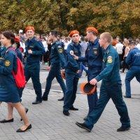 Будущие ликвидаторы. :: Владимир Болдырев