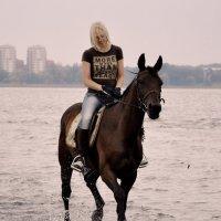 Конные прогулки! :: Натали Пам