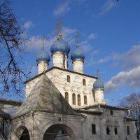 ц. Казанской Иконы Богоматери 1651 г. :: Анна Воробьева