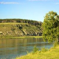 река Ангара :: Дарья Мелентьева