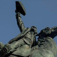 Памятник Суворову. :: Николай Сидаш