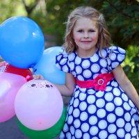 С днём рождения принцесса :: GaliNa Khv