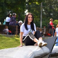Летнее настроение! :: Bogdasha Sidorenko