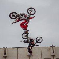 «Kolesnikov FMX Fest» г. Коломна :: Константин Сафронов