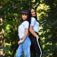 Лучшие подруги :: Bogdasha Sidorenko