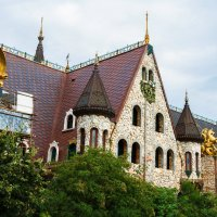 Замок  в Равадиново (Болгария, Созополь) . :: Татьяна Калинкина