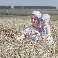 Лето в деревне :: Елена Князева