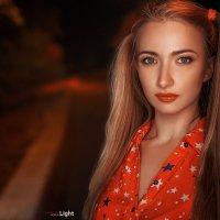 Светлая Анна :: Александр Дробков