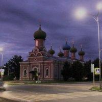 Вечер в городе :: Сергей Кочнев