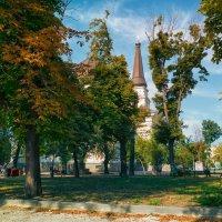 Соборка в первый день осени... :: Вахтанг Хантадзе