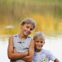 мои мальчики :: Tatiana Florinzza