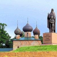 Открытие памятника. :: Дмитрий Строганов