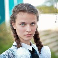 Девушка :: Дмитрий Головин