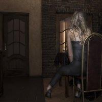Вечер, скучно... :: Валерий Чернов
