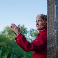 Бабушка :: Юлия Михайлычева
