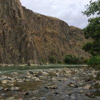 Крутые склоны каньона. :: Anna Gornostayeva