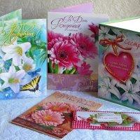 Традиция дарить открытки :: Татьяна Смоляниченко
