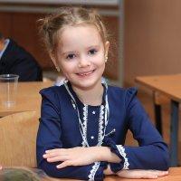 Первоклашка... :: Детский и семейный фотограф Владимир Кот