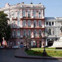 Екатерина на площади :: Александр Корчемный