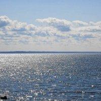 Солнце, небо, вода... :: Маргарита Батырева