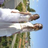 Две невесты с парада Невест :: Батыргул (Батыр) Шерниязов