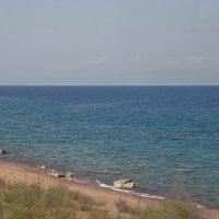 Озеро Иссык-Куль в сентябре :: GalLinna Ерошенко