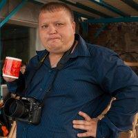 Сурьёзный мужчина :: Дмитрий Костоусов