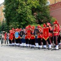 Х Международный военно-музыкальный фестиваль «Спасская Башня» :: Иван
