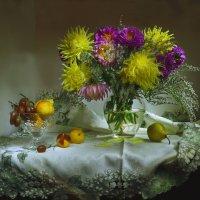 Осенние цветы – нам в дар приносит осень... :: Валентина Колова