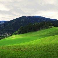 поля и горы :: Andrad59 -----