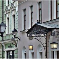 Москва и фонари :: Veselina *
