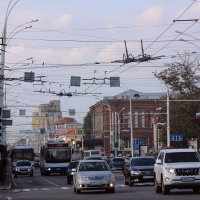 На  улицах Тамбова . :: Виталий Селиванов