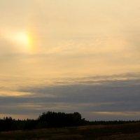 В сентябрьском небе :: Татьяна Ломтева