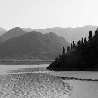 Скадарское озеро.Черногория. :: Татьяна Калинкина