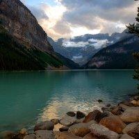 Lake Louise. Canada. ( селфи ) :: Alexander Hersonski