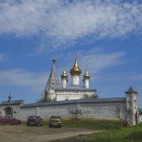 Свято-Троице-Никольский мужской монастырь (XVII-XVIII вв.) :: Сергей Цветков