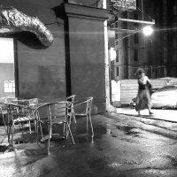 вечерний дождь :: Бармалей ин юэй