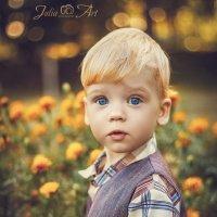 Цветочек... :: Julia Art